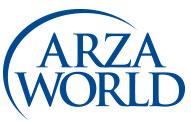 arza world logo