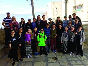 2015 BES brawerman in israel